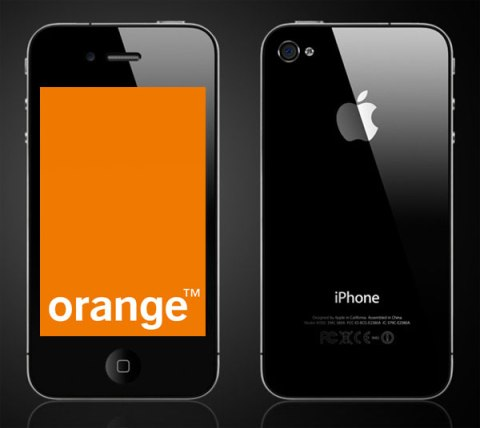 iPhone-5-Orange