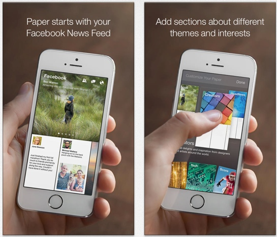 paper-facebook
